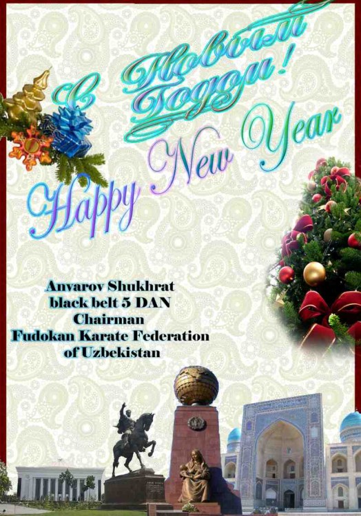 Merry christmas and a happy new year world fudokan federation facing the new years birth the romanian traditional karate federation would like to wish you an excellent new year full of realizations and fulfillment m4hsunfo